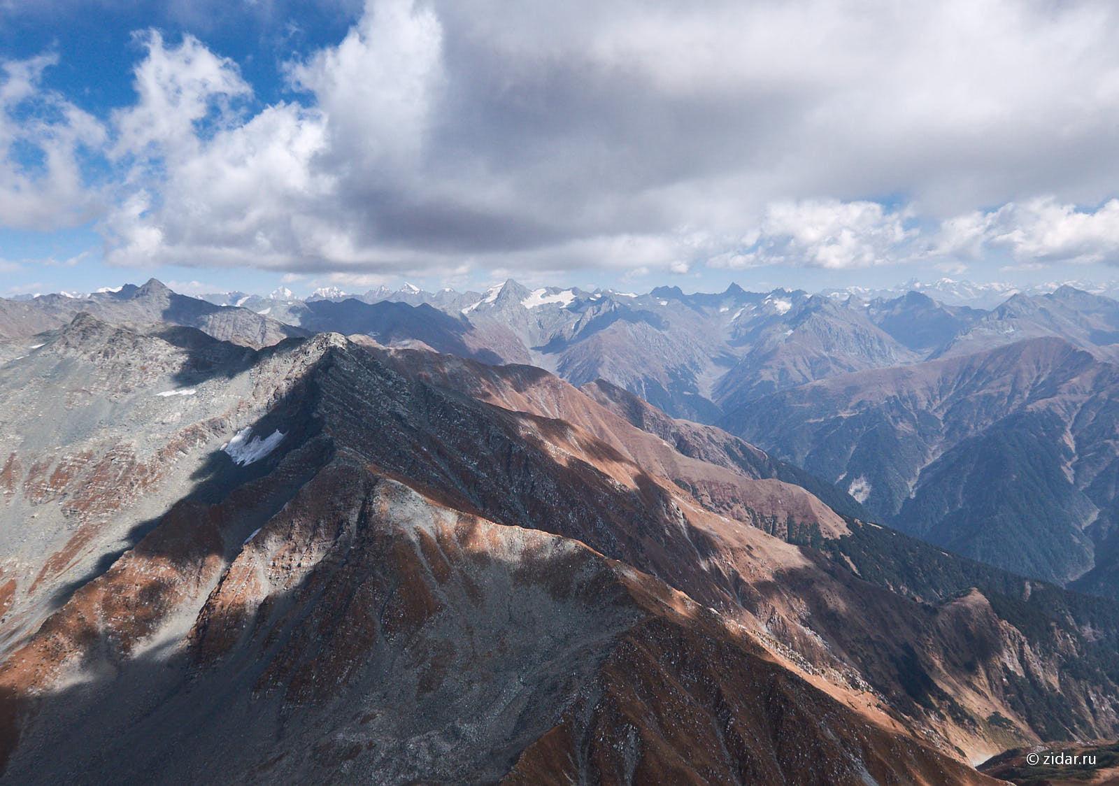 Путь в большие горы